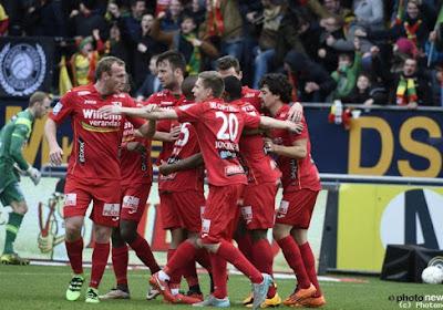 Ostende inflige une correction à une inquiétante équipe de Gand !