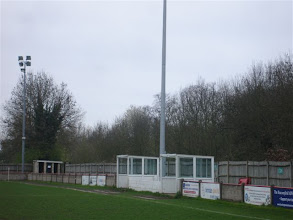 Photo: 05/04/11 v Arlesey Town (Southern League Central Div) 2-3 - contributed by Gyles Basey-Fisher
