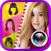 New Hair Styles Photo Editor