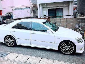 クラウンアスリート GRS180 アスリート18年式のカスタム事例画像 don☆kuma/kura【Jun Style】さんの2019年07月19日22:23の投稿