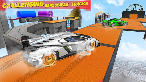 Ramp Car Crazy Racing: Impossible Track Stunt 2020 0.1 screenshots 9