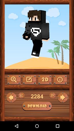 Boys Skins for Minecraft PE 3.0.4 screenshots 1