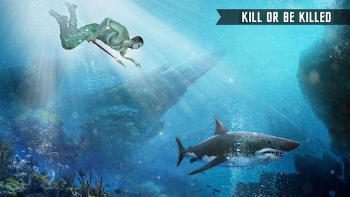 Underwater Scuba Diver Survival: Shark Hunger 2018 1.2 {cheat|hack|gameplay|apk mod|resources generator} 3
