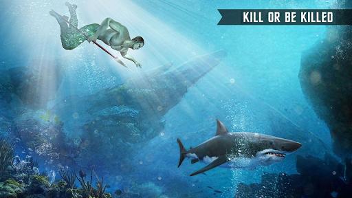 Underwater Scuba Diver Survival: Shark Hunger 2018 1.2 {cheat|hack|gameplay|apk mod|resources generator} 3