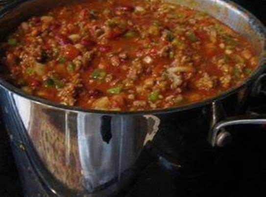Wendy S Chili 2 Just A Pinch Recipes
