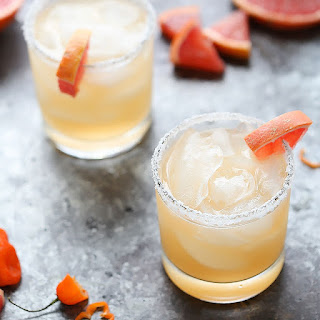 Grapefruit Habanero Margarita Recipe
