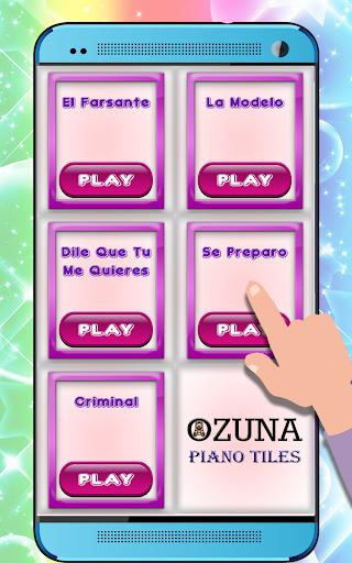 Ozuna Piano Game 1.0 screenshots 1