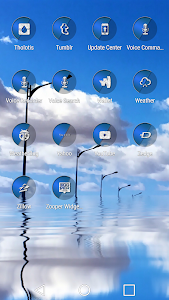 Ascend Blue - Icon Pack v1.5