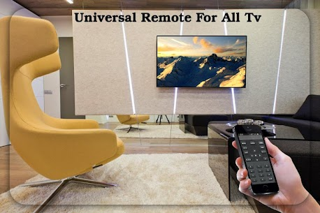 Remote for All TV: Universal Remote Control 4