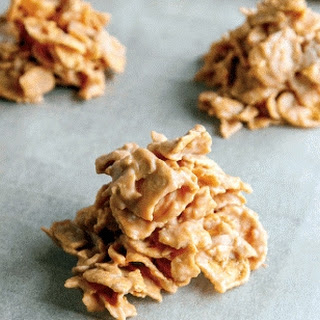 Butterscotch Cornflake Clusters