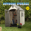 Outdoor Storage Design Ideas icon