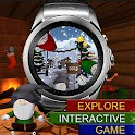 Christmas Time Games WatchFace icon