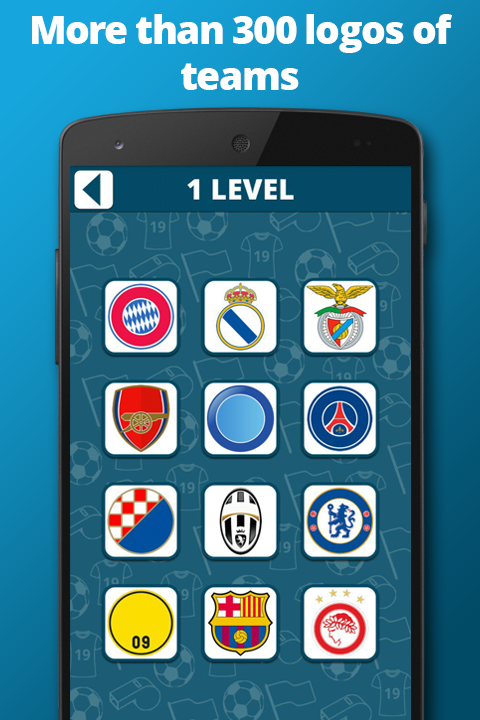 Assez Football Logo Quiz (Soccer) - Android Apps on Google Play MA96