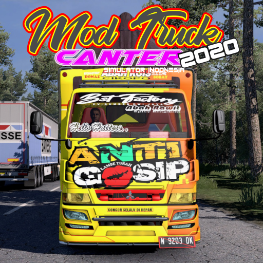 Mod Truck Simulator Indonesia 2020 Apps On Google Play