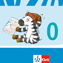 Read and write with Zebra icon