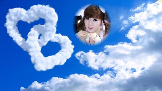 Cloud Sky Photo Frames screenshot