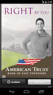 American Trust Freedom Banking- screenshot thumbnail