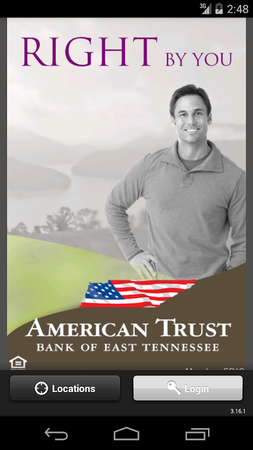 American Trust Freedom Banking- screenshot