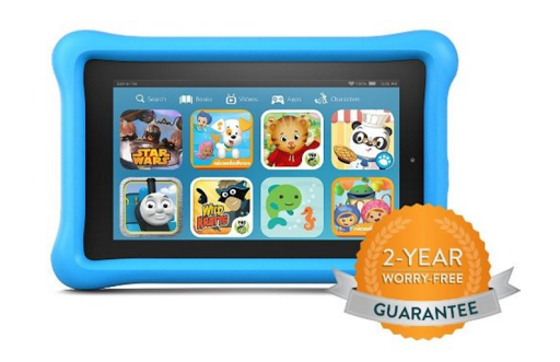 Kindle Fire Kid's Bundle $79..