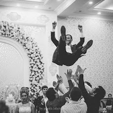 Wedding photographer Islam Aminov (Aminov). Photo of 10.01.2016