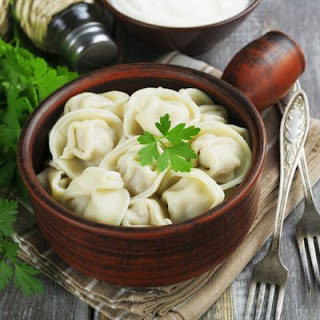 Easy-To-Make Russian Pelmeni