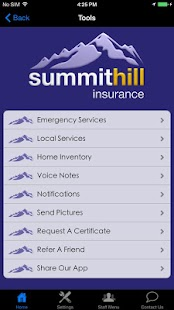 Summit Hill Insurance- screenshot thumbnail