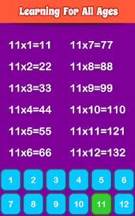 Math Games, Learn Add, Subtract, Multiply & Divide 6