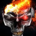 Robot Terminator Cyborg icon