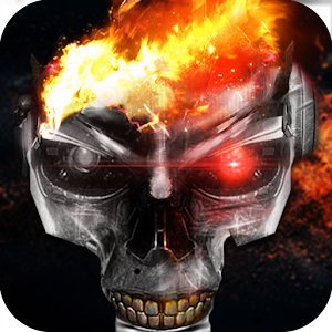 Robot Terminator Cyborg for PC and MAC