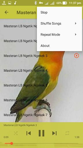 Lovebird Ngetik Ngekek Offline 1.1 screenshots 7