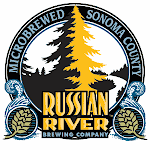 Logo of Russian River Erudition Hoppy Farmhouse Ale