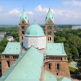 ドイツ2番目の世界遺産・シュパイヤー大聖堂は、世界最大級のロマネスク教会