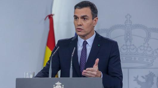 """Sánchez presenta a su Gobierno """"plural"""" pero """"unido"""""""