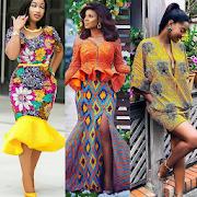 ANKARA LADIES DRESS STYLES 2020