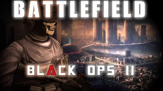 Battlefield Combat Black Ops 2 Imagen do Jogo