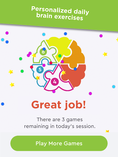 Brainwell Mind & Brain Trainer - screenshot
