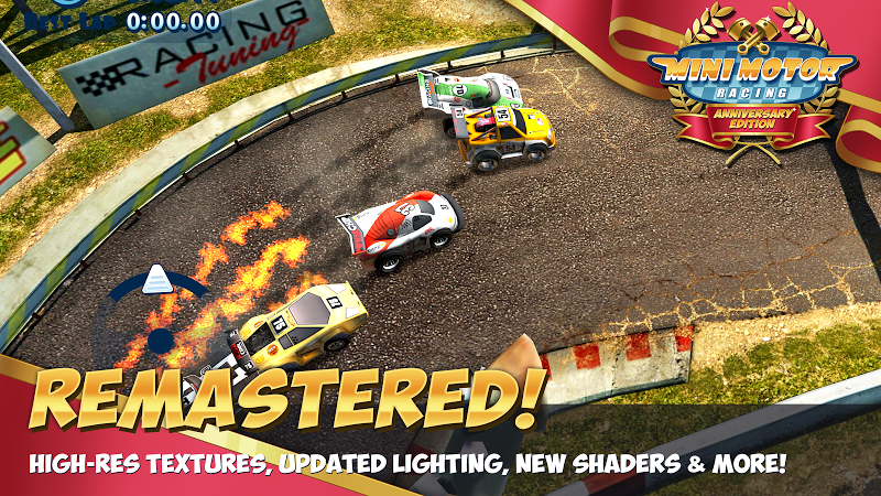 Mini Motor Racing v2.0.0 + [Mod Money]