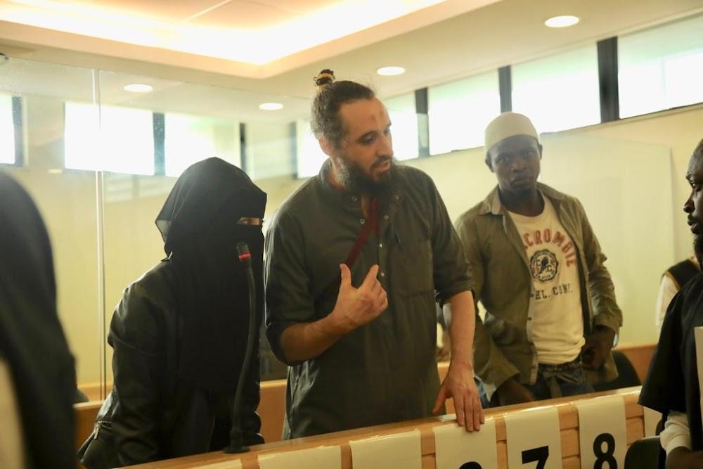 Sekuriteit word by die KZN-hof verskerp soos beweerde Isis-trio se 'ontsnappingsplan' onthul het - TimesLIVE