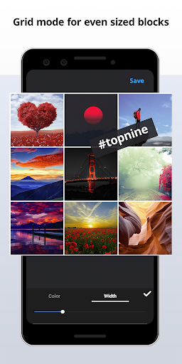 Gandr — A photo collage maker without limits screenshot 4