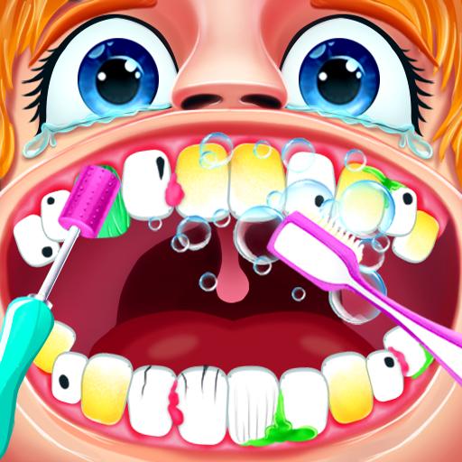 Kids Teeth Surgery Dentist Hospital Adventure