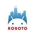 Chicago Roboto 2020 icon