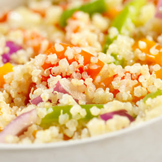 Amaranth and Quinoa Salad