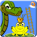 Snake and Ladder Animated icon