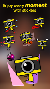Stixy – Animated face stickers Apk Download For Android and iPhone 4
