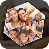 Photo Cube Effect for Family