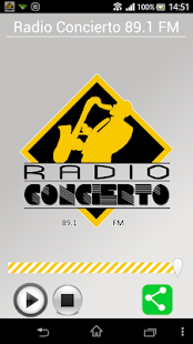 Radio Concierto 89.1 FM- screenshot thumbnail