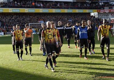 Tim Matthys en Nicklas Pedersen zakken met KV Mechelen naar 1B