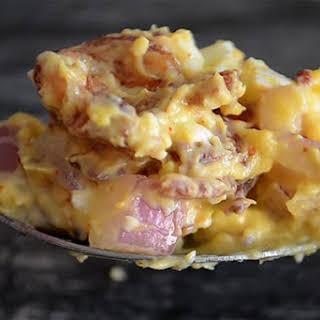 Tangy Bacon Egg Salad.