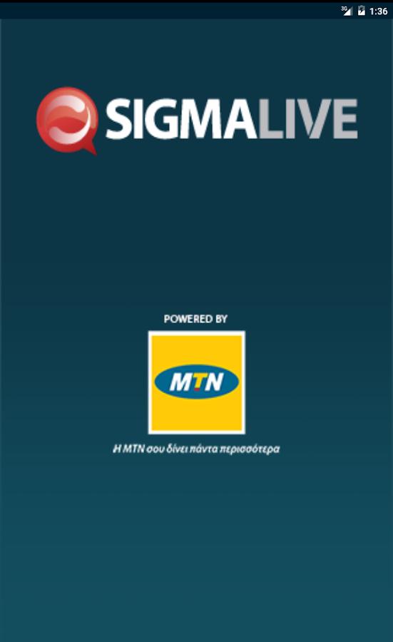 Sigmalive - στιγμιότυπο οθόνης
