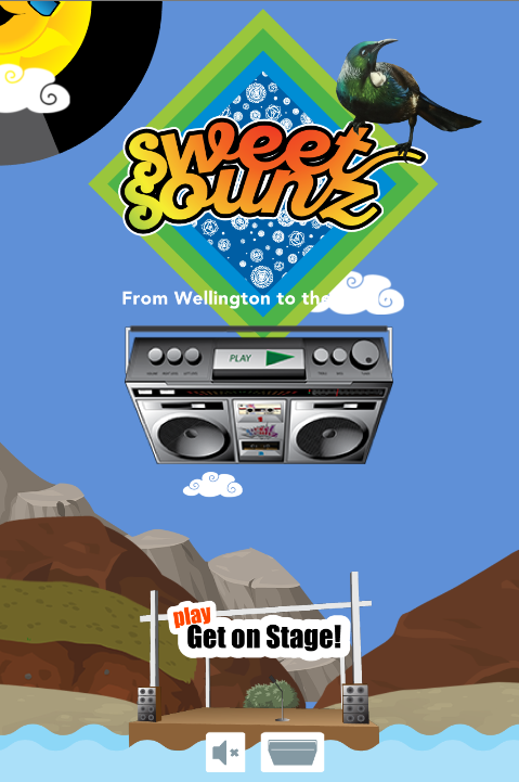 Sweet Sounz- screenshot